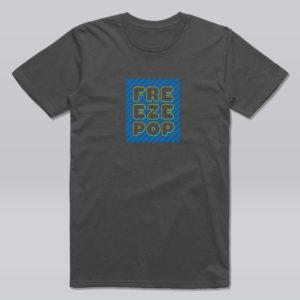 blue logo unisex shirt